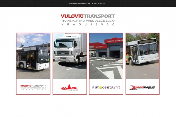 Vulović transport
