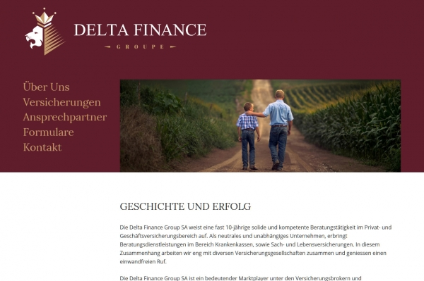 Delta Finance Groupe